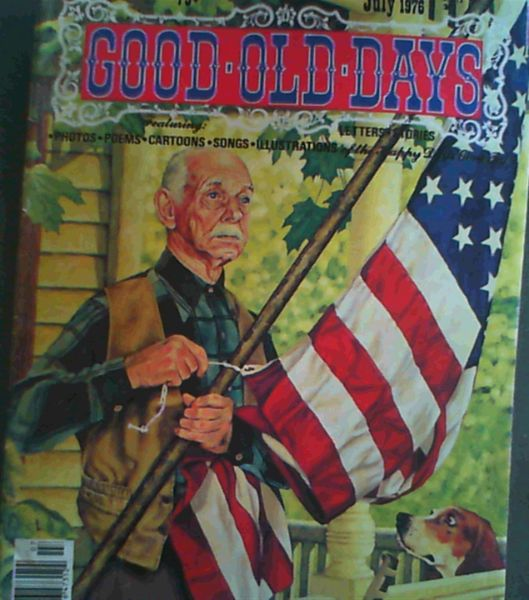 Image for Good-Old-Days Volume 13 July 1976 Number 1