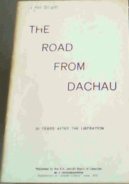 Image for The Road to Dachau