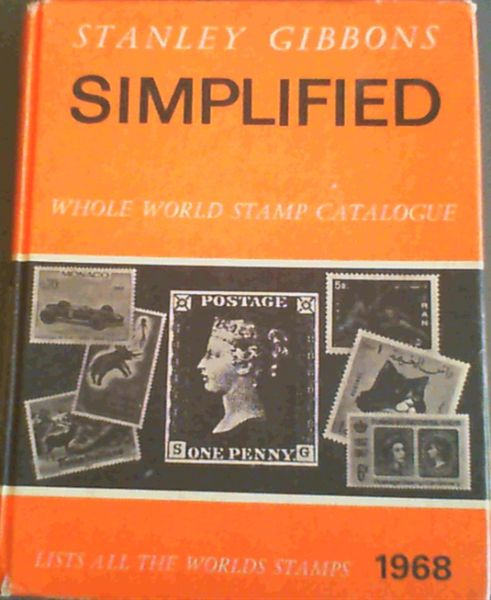 Image for Stanley Gibbons Simplified Whole World Stamp Catalogue 1968