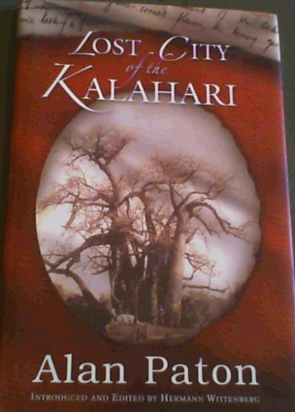 Image for Lost City of the Kalahari
