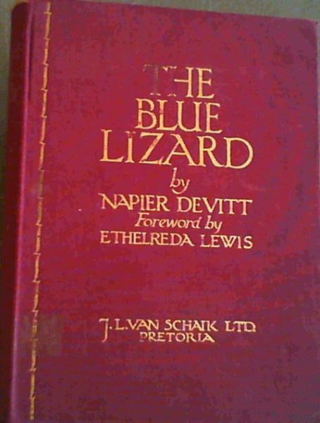 Image for The Blue Lizard - and other stories of native life in South Africa