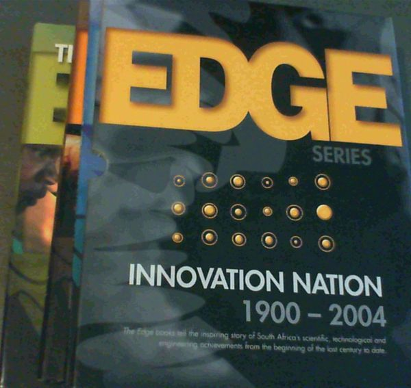 Image for The Edge Series ; The Competitive Edge : The Hidden Edge : The Leading Edge