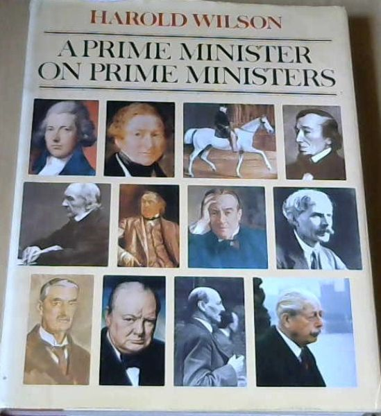 Image for A Prime Minister on Prime Ministers