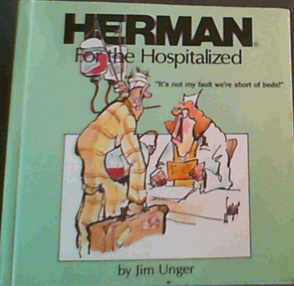 Image for Herman: For the Hospitalized