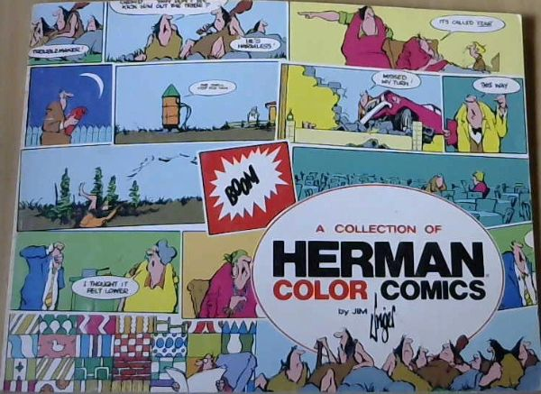 Image for A Collection of Herman Color Comics