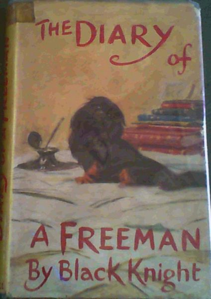 Image for The Diary of a Freeman