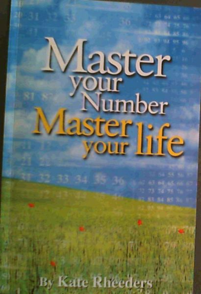 Image for Master your Number Master your Life