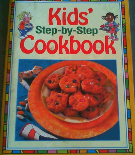 Image for Kids' Step-by-Step Cookbook