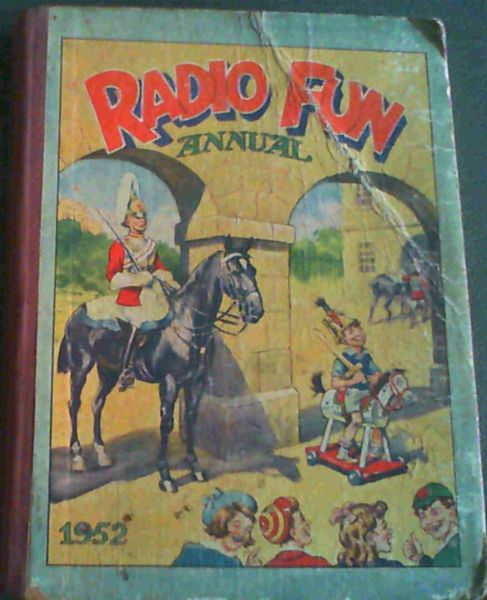 Image for Radio Fun Annual 1952