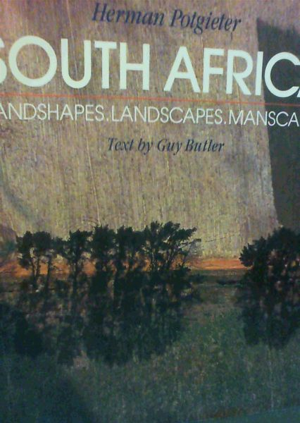 Image for South African Landshapes, Landscapes, Manscapes
