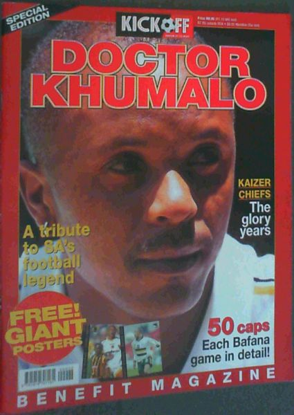 Image for Kick Off : Doctor Khumalo - Benefit Magazine
