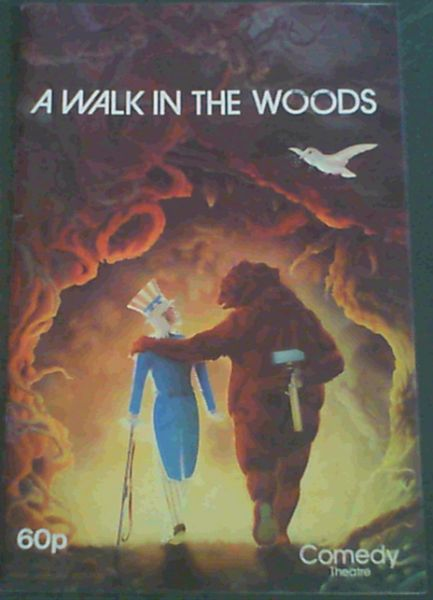 Image for Theatre Programme: A Walk in the Woods - Comedy Theatre