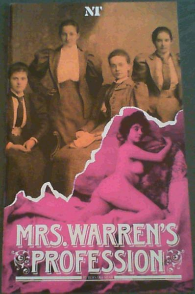 Image for Theatre Programme: Mrs Warren's Profession - National Theatre