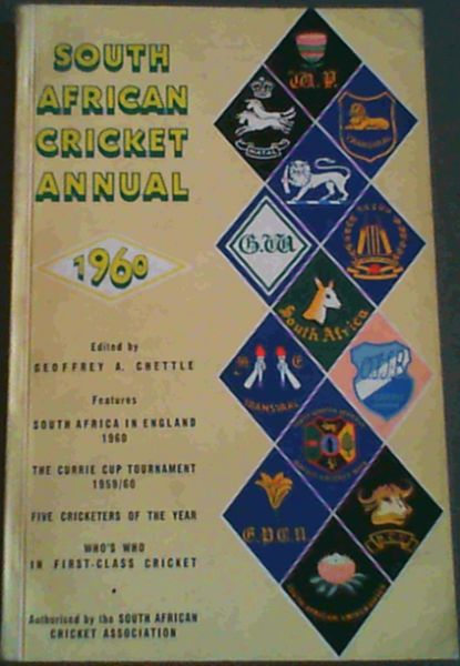 Image for South African Cricket Annual