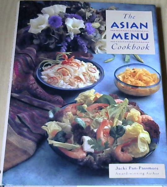 Image for The Asian Menu Cookbook