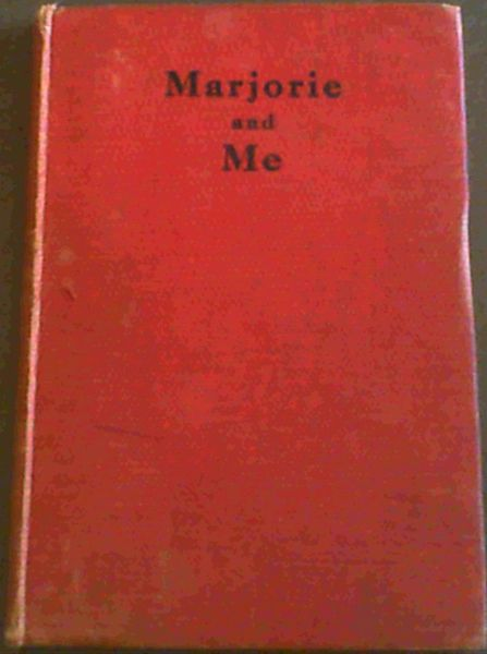 Image for Marjorie and Me : A Collection of Short Stories