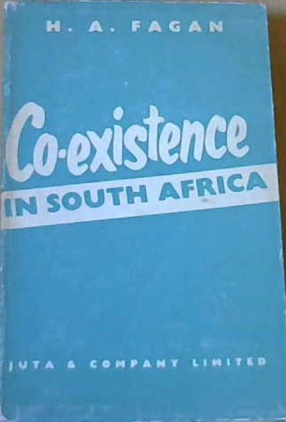 Image for Co-existence in South Africa