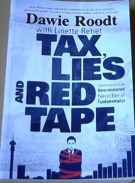Image for Tax, Lies and Red Tape