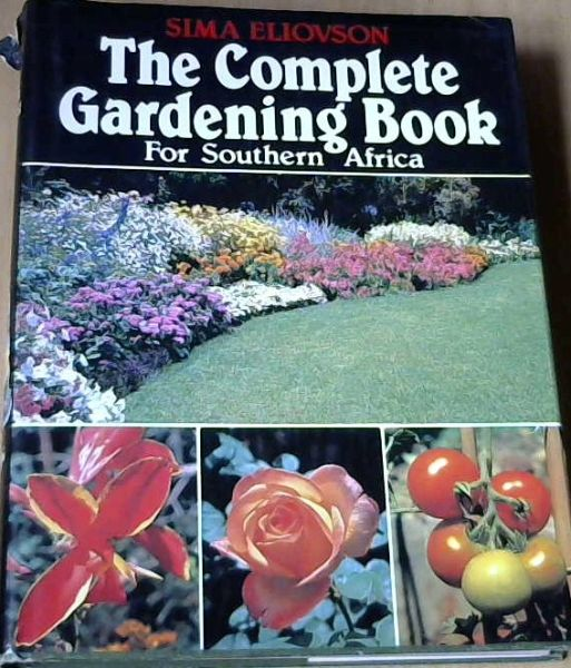 Image for The Complete Gardening Book for South Africa
