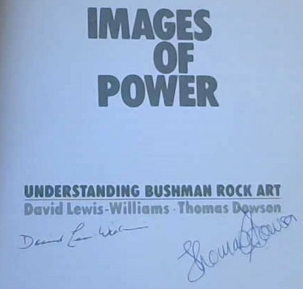 Image for Images of Power: Understanding Bushman Rock Art