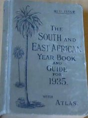Image for The South and East African Year Book and Guide for 1935 with Atlas  (41st Issue)