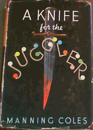 Image for A Knife for the Juggler