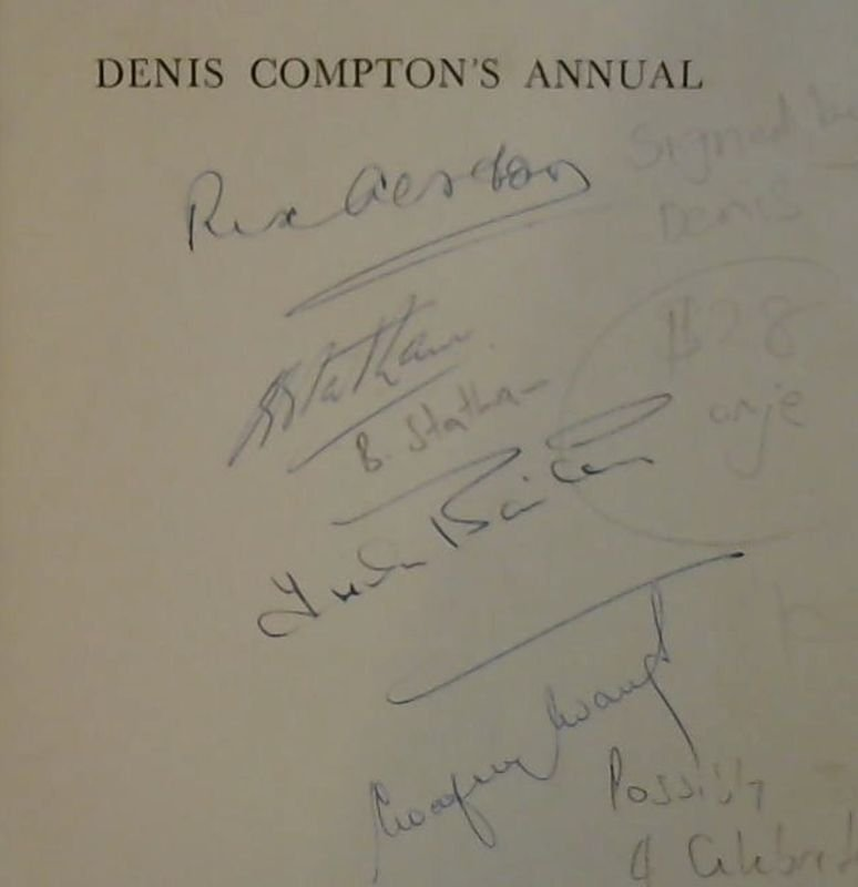 Image for Denis Compton's Annual 1957
