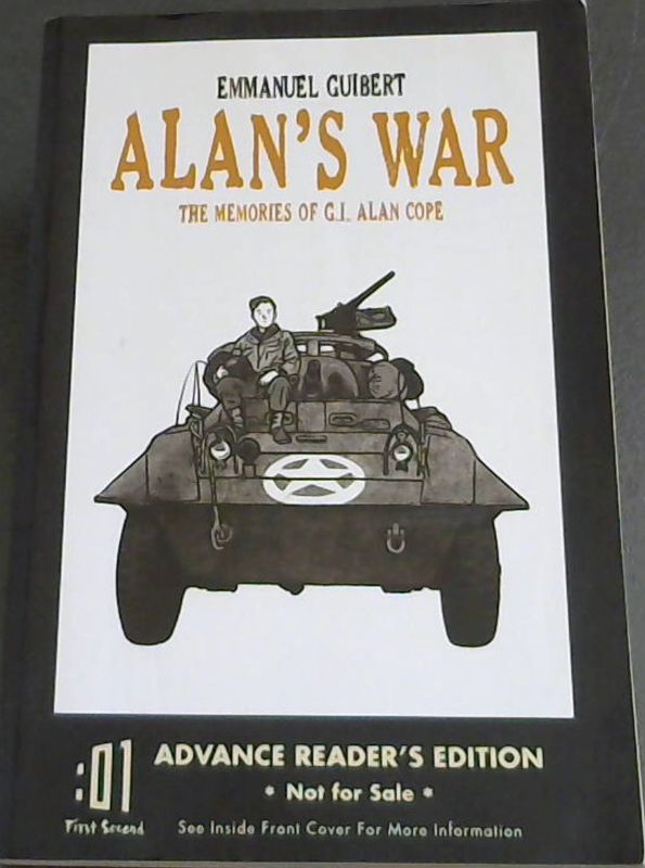 Image for Alan's War: The Memories of G.I. Alan Cope