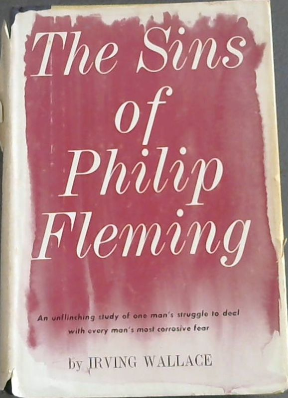 Image for The Sins of Philip Fleming: A Compelling Novel of A Man's Intimate Problem