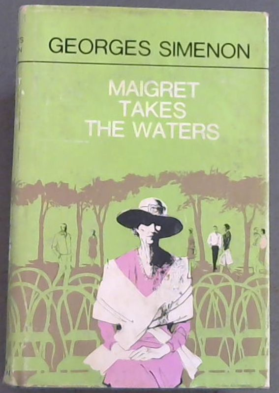 Image for Maigret Takes the Waters