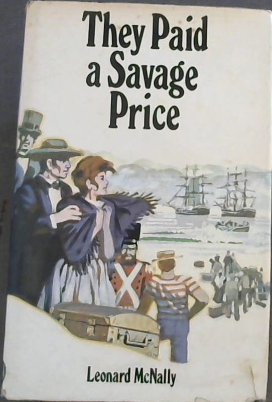 Image for They Paid a Savage Price
