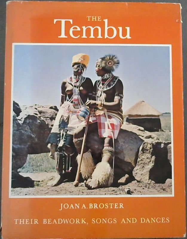 Image for The Tembu: Their Beadwork, Songs and Dances