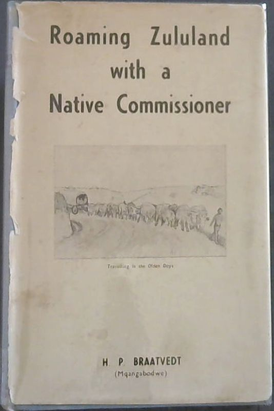 Image for Roaming Zululand with a Native Commissioner