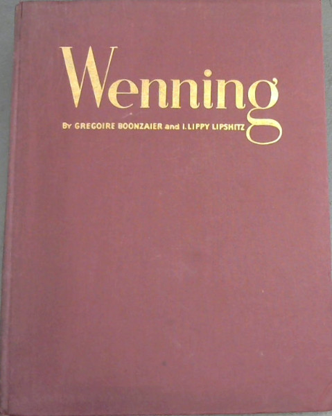 Image for Wenning