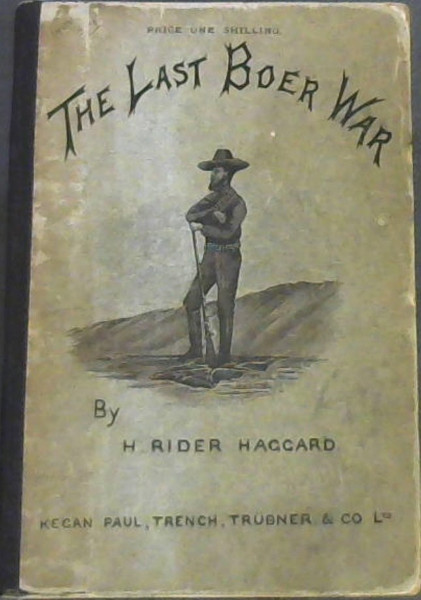 Image for The Last Boer War