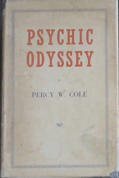 Image for Psychic Odyssey