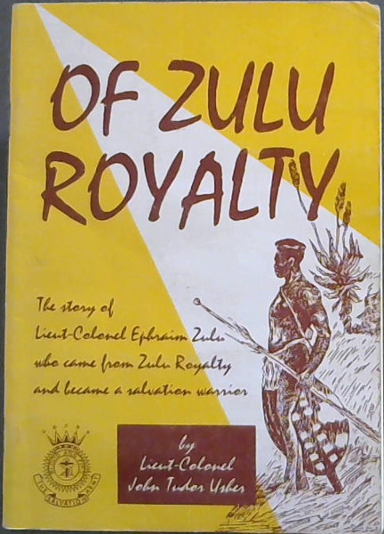 Image for Of Zulu Royalty