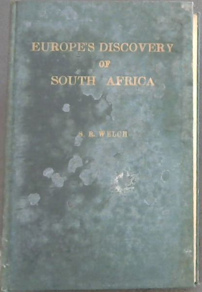 Image for Europe's Discovery of South Africa