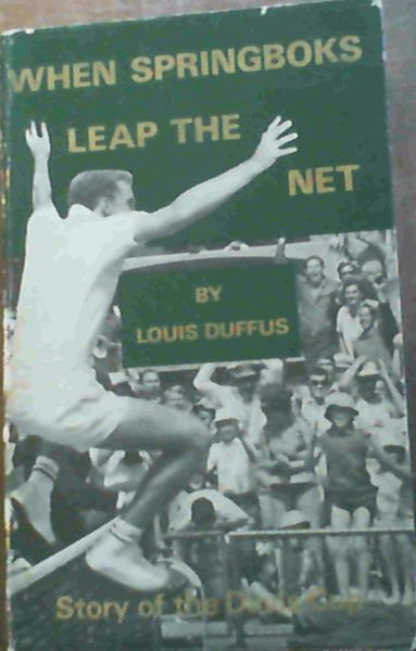 Image for When Springboks Leap the Net
