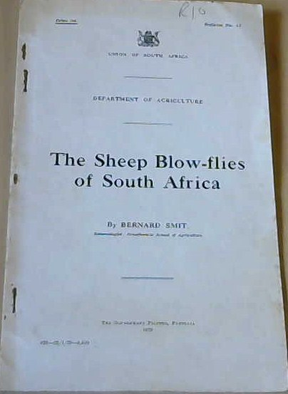 Image for The Sheep Blow-flies of South Africa