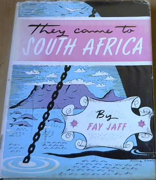 Image for They Came To South Africa