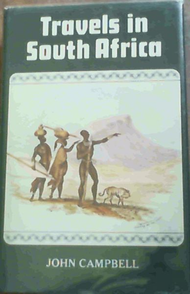 Image for Travels in South Africa