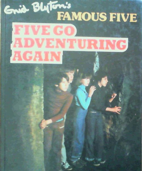 Image for Enid Blyton's Five Go Adventuring Again