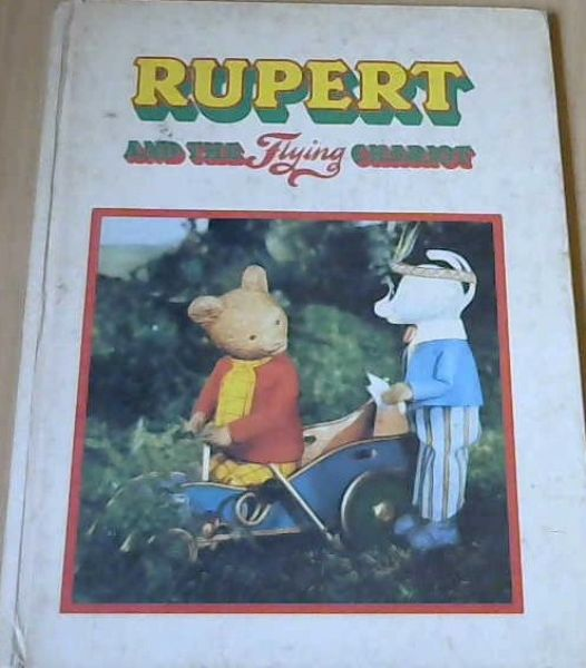 Image for Rupert & the Flying Chariot