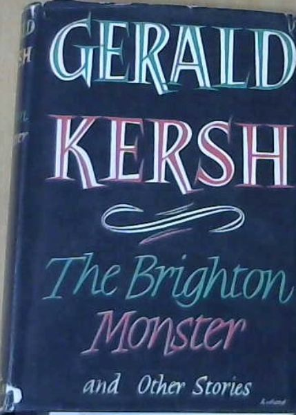 Image for The Brighton Monster & Others