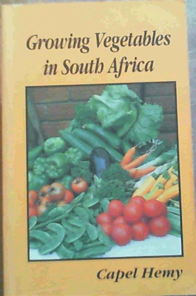 Image for Growing Vegetables in South Africa